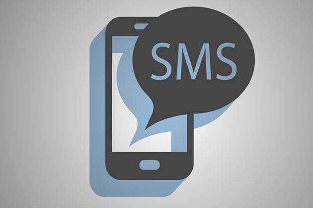 Link Aadhaar via SMS