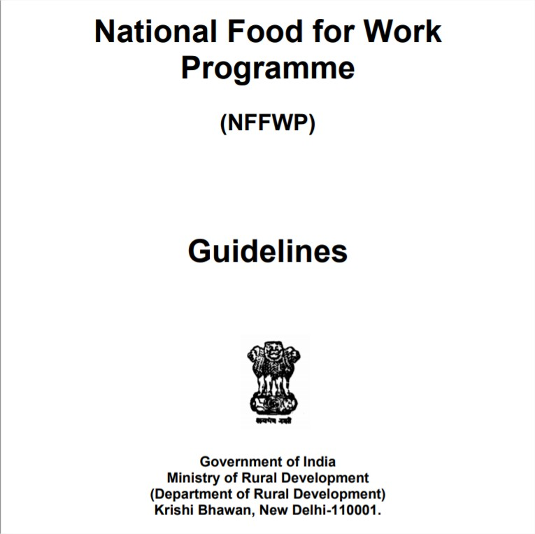 National Food for Work Programme