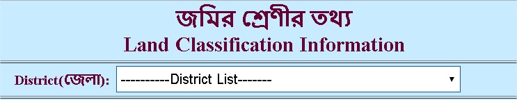 directorate of land records and surveys west bengal